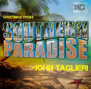 John Taglieri Southern Paradise Cover